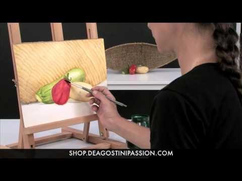 Top Videocorsi online per imparare a dipingere e disegnare  HZ97