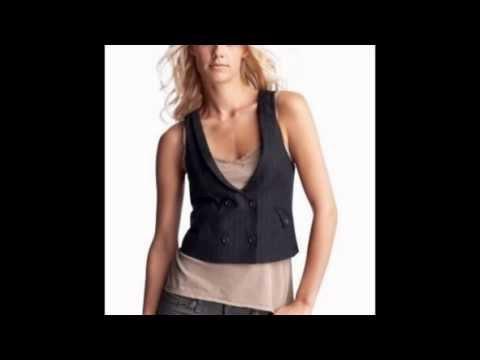 Clothes Men Love Women To Wear Vest