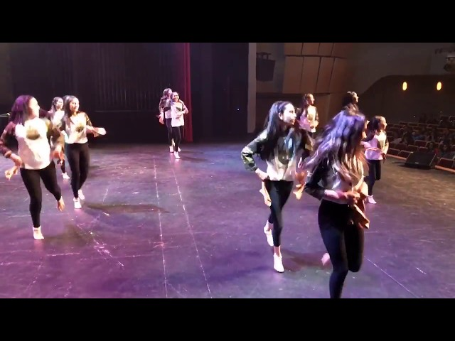 First Bhangra Performance 2017 @ Bell Centre | Dance with Filme