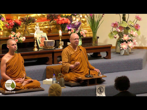 How To Not Have Any Stress | Ajahn Brahm | 12 May 2017