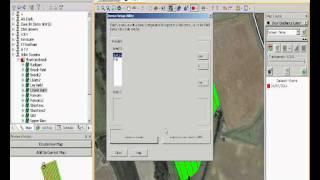 Case IH: der Export A-B-Linien, die vom Desktop zum Fahrzeug