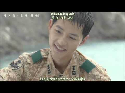 K.Will - Talk Love MV (Sub Español - Hangul - Roma) [Descendants Of The Sun OST]