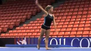 Shawn Johnson Come Back for 2012
