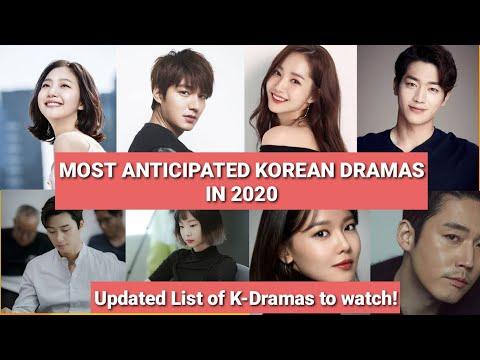 #KoreanDrama2020 #kdrama #BestKdrama KOREAN DRAMAS IN 2020:Updated List Of Korean Drama