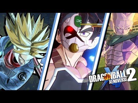 Dragon Ball Xenoverse 2: NOVA MELHOR RAÇA DO JOGO !! ‹ Ine ›