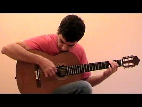 """Choro Harmônico"" (Brazilian guitar) - original composition"
