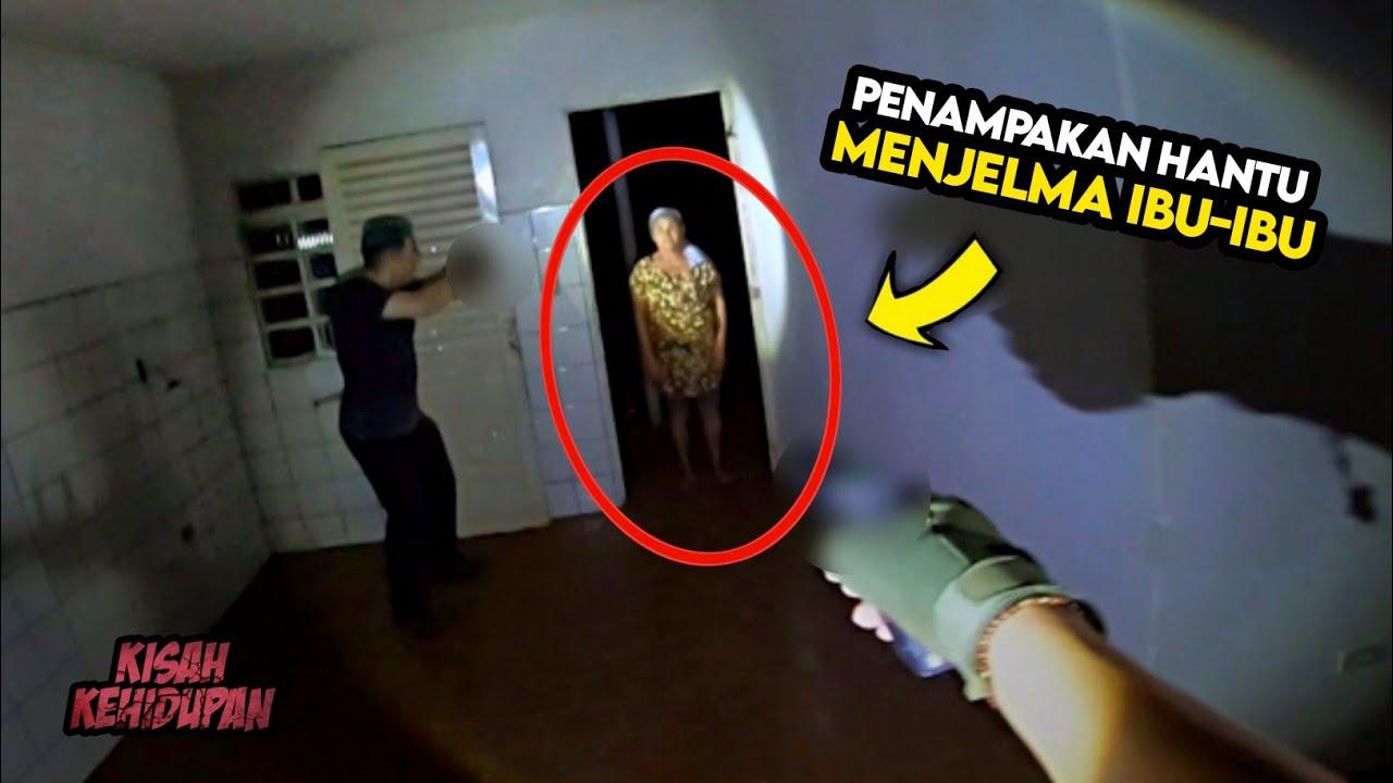 5 Penampakan Hantu Terjelas dan Seram Tertangkap Kamera
