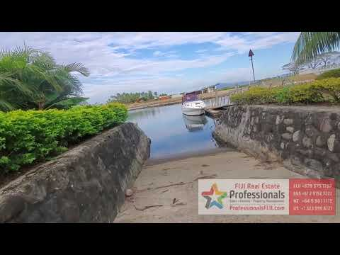 Professionals Fiji Real Estate Luxury Waterfront Home For Sale in Fiji