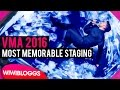 VMA 2016: Sergey Lazarev wins Most Memorable Staging | wiwibloggs