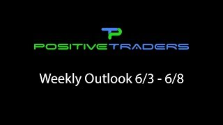 Positive Traders Weekly Forex Outlook 6/3 - 6/5