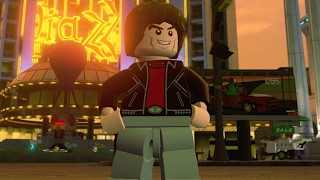 LEGO Dimensions - Michael Knight Character Showcase (Knight Rider World)