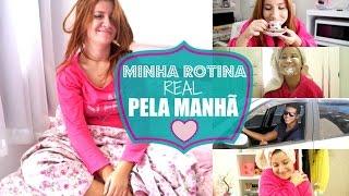 Minha Rotina da Manhã | My Morning Routine - Por Bianca Andrade thumbnail