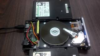 Hard Disk Drive Actuator Arm Motion - November 15, 2013