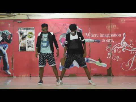popping n hip hop akshay n siyon (ANS)