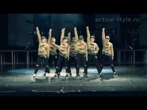 "Active Style - Army   - ""City' Dance Show"