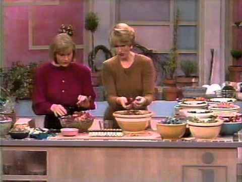 Martha Stewart on The Jenny Jones Show - 1991
