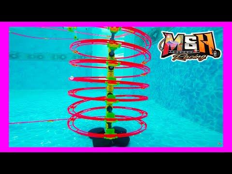 Nemo's World marble run | FunnyCat.TV