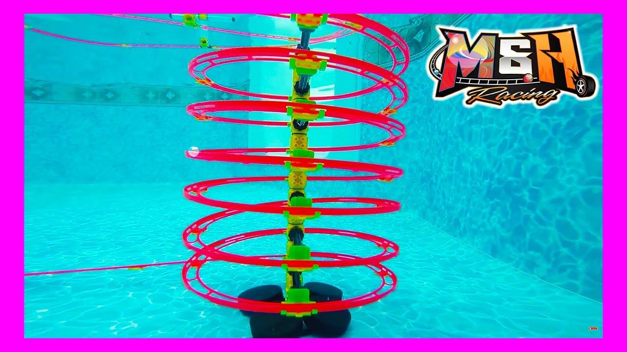 Underwater Marble Run Asmr Youtube