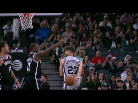 Laprovittola with the Behind the Back Assist to Pau | 12.10.16