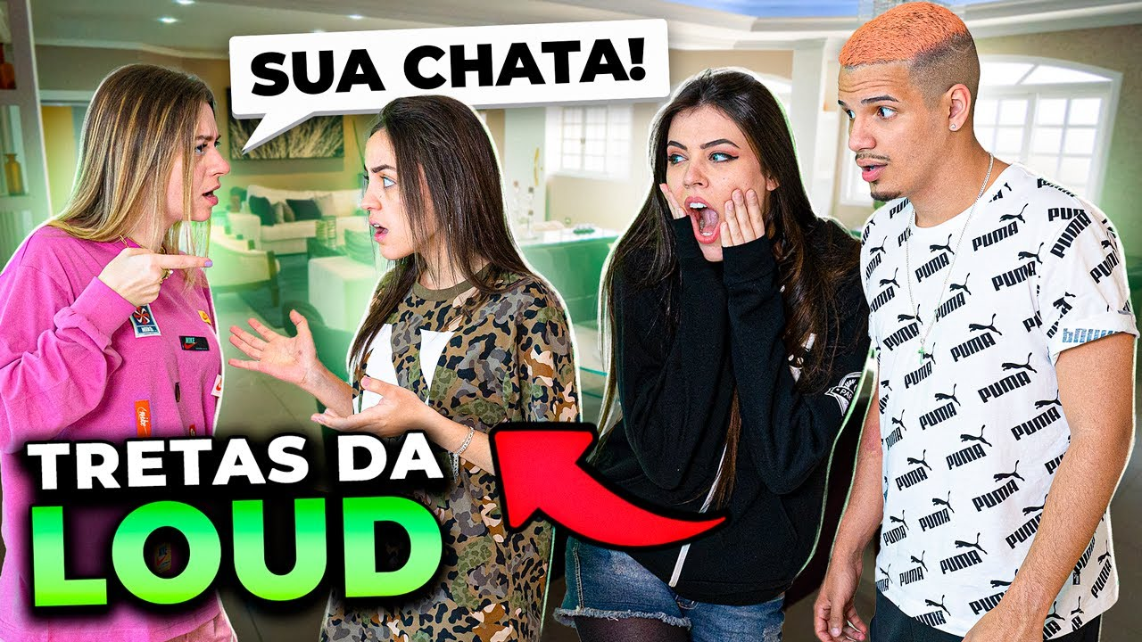 CONTAMOS TODAS AS TRETAS SECRETAS DA LOUD!!