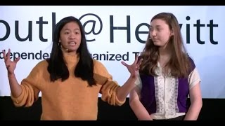 What tampons have to do with tech | Sophie Houser and Andy Gonzalez | TEDxYouth@Hewitt