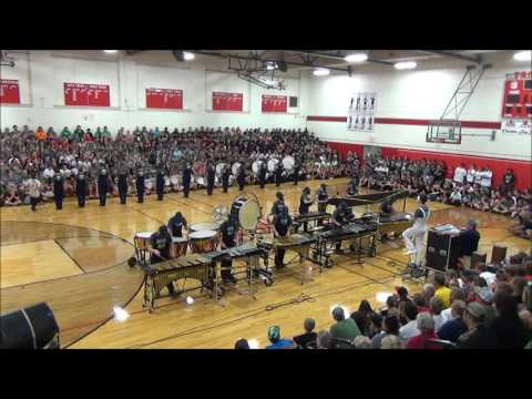 LNSE Drumline, Carrollton Mo 2016 ~ 17