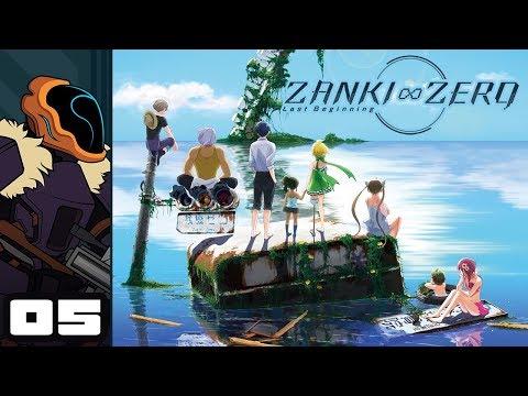 Let's Play Zanki Zero - PC Gameplay Part 5 - The Worst Magical Girl