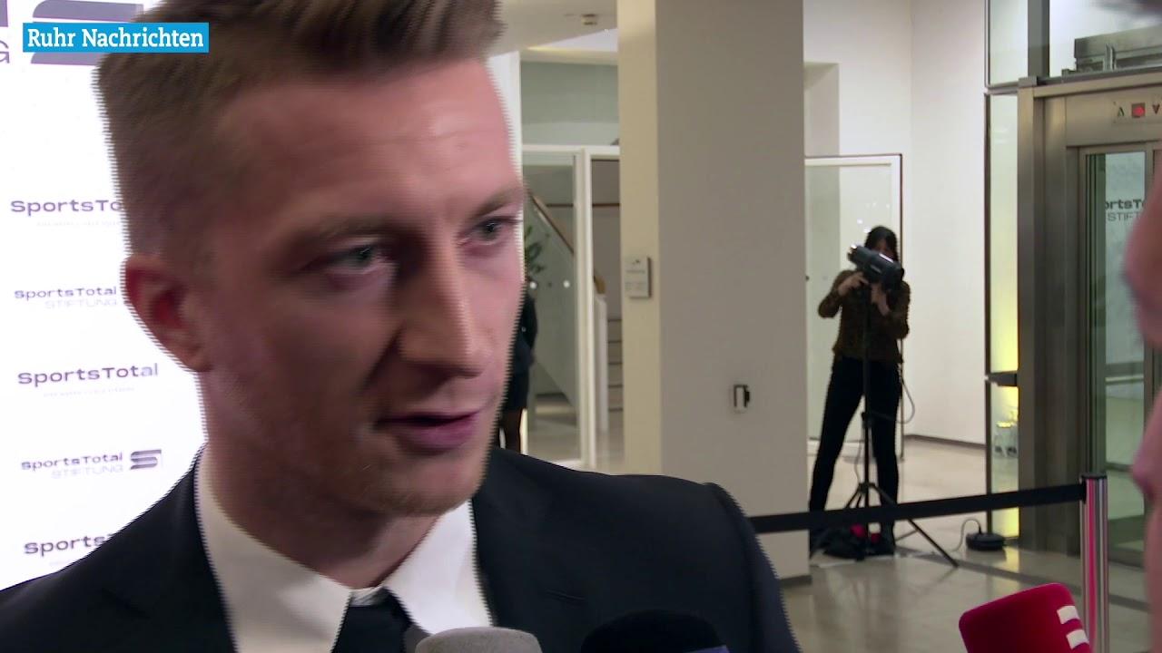 BVB-Kapitän Marco Reus über Berlin und Favre