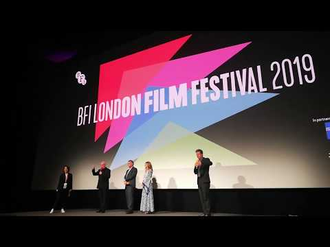 Official Secrets Q&A, Gavin Hood, Katharine Gun - BFI London Film Festival 2019