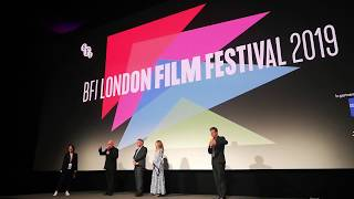 Official Secrets Q&A, Gavin Hood, Katharine Gun - BFI London Film Festival 2019