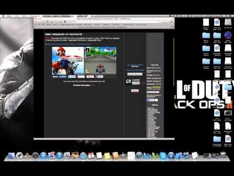 tuto comment jouer n 39 importe quel jeux de ds mac youtube. Black Bedroom Furniture Sets. Home Design Ideas