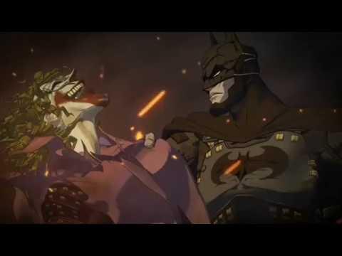 BATMAN  NINJA movie   BATMAN vs JOKER Ending Battle Scene   BATMAN as NINJA
