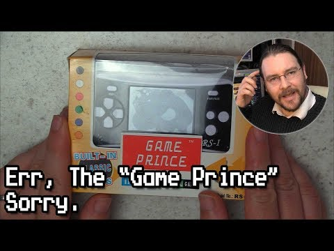 The Game Prince (?!)