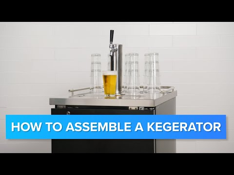 How To Assemble A Kegerator
