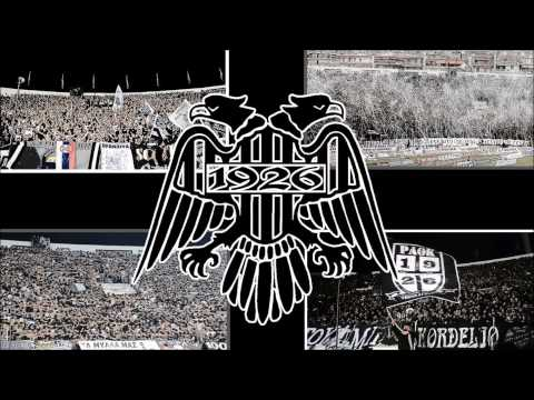 New Paok rap song 2014