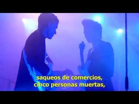 La Roux - Uptight Downtown Traducida Al Español Live @ Astra Berlin 2014