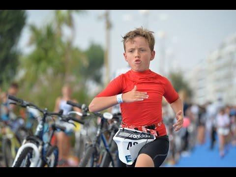 Triathlon Audencia La Baule 2014 : le tri avenir