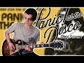 Panic! At The Disco - Say Amen (Guitar & Bass Cover w/ Tabs)