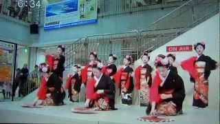 テレビ熊本 ニュース番組「ぴゅあピュア」 2012年2月7日.