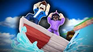Roblox Daycare - OUR SHIP IS SINKING !? (Roblox Roleplay)