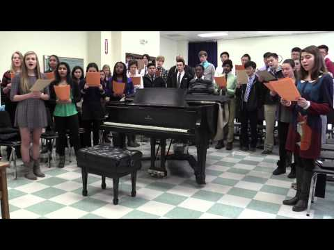 Lake Forest Academy Alma Mater A Cappella Version