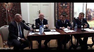 III Debata Konstytucyjna SPSW - Analiza ordynacji wyborczych