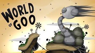 WORLD OF GOO - O Jogo Indie Mais Cativante? (PC Gameplay 1080p 60fps)