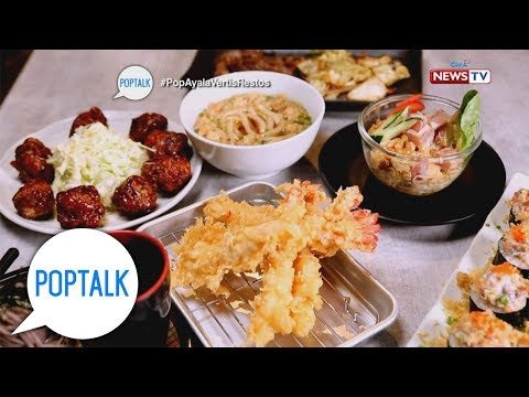 PopTalk: 'Asakusa,' home of the best tempura in the Philippines