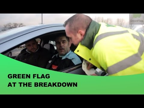 Nick Easter's Car Health Check pt. 1 | Green Flag At The Breakdown
