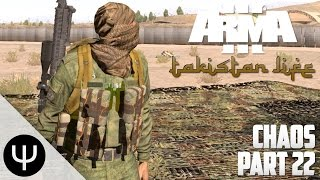 ARMA 3: Takistan Life Mod — Chaos — Part 22 — Vehicle Death Match!