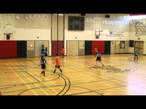 20140112 - OFC Gladiators vs Rockland  (U14 Boys)