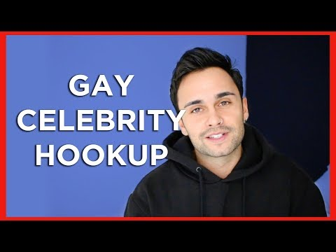 SECRETLY GAY CELEBRITY HOOKUP | Deniz F.
