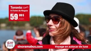 Sinoramabus  Voyage en autocar de luxe