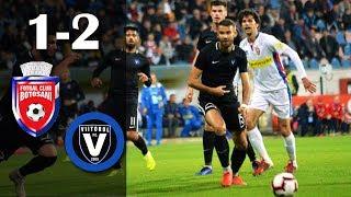 Rezumat: FC Botosani - FC Viitorul 1-2 (0-0)